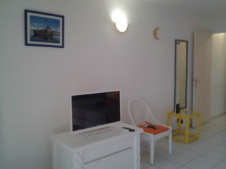 Location Studio Saint-Martin - Baie-Nettlé 97150