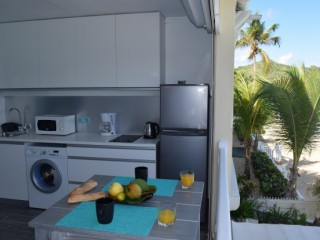 Location vacances Studio Grand-Case: