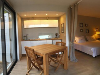 Location Studio Saint-Martin : vue mer, clim, internet
