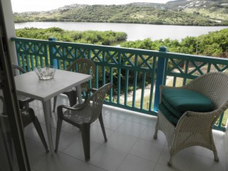 Location Studio Saint-Martin - terrasse