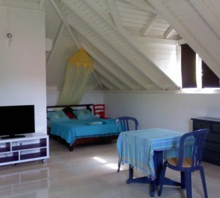 Location Appartement Guadeloupe - studio 1