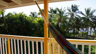 Location Villa Guadeloupe : vue mer, climatisation