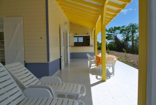 Location Villa Martinique - terrasse