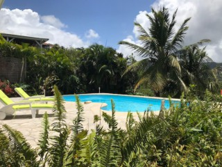 Villa papaye : Carbet Martinique