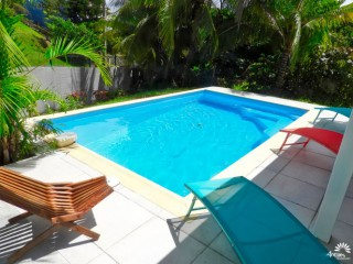 Location Villa Martinique - Piscine au sel 5x3