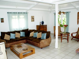 Villa rosazur : Diamant Martinique