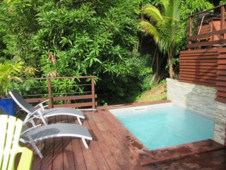 Papaye lodge : Sebastien Martinique