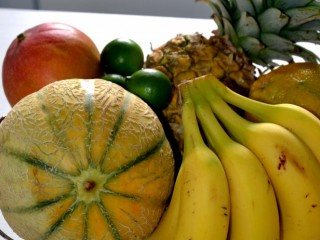 Location Villa Martinique - Fruits de bienvenue