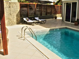 Location Villa Martinique : piscine, clim, internet