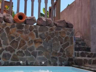 Location Villa Martinique - Jacuzzi