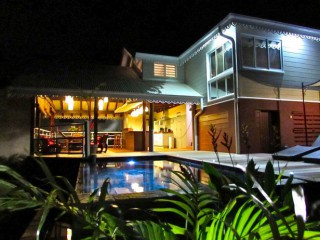 Location Villa Martinique - Nuit Antillaise à la Villa Zandoli