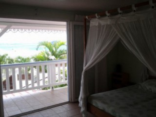 Location Villa Martinique - suite parentale