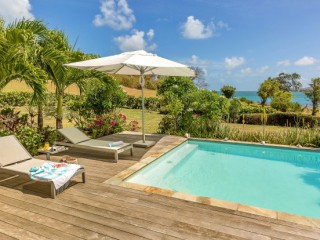 Palm villas : Pascale Martinique