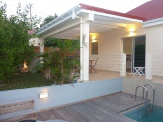 Location Bungalow Saint-Barth - Anse-des-cayes