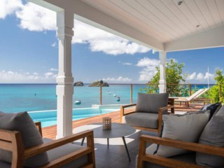 Villa pleasure of the seas : Gustavia Saint-Barth