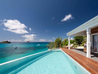 Villa pleasure of the seas : Villa Saint-Barth