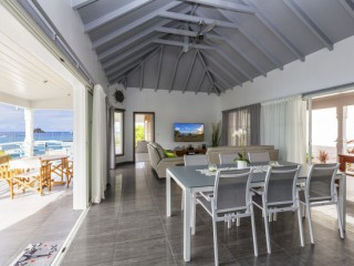 Location Villa Saint-Barth - Sejour