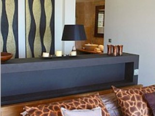 Location Villa Saint-Martin - La master suite