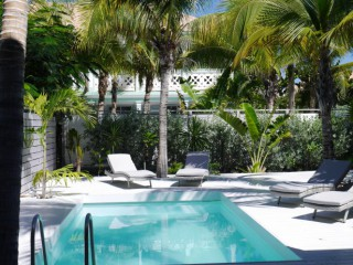 Location Villa Saint-Martin - la piscine et le deck