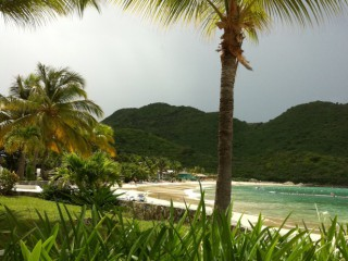 Ambiance Anse Marcel