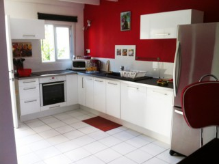 Location Appartement Saint-Martin - Le coin cuisine