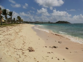 Villa dawn beach : Jack Saint-Martin