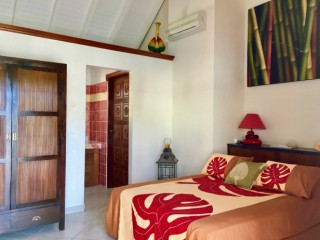 Location Villa Saint-Martin - Suite Rouge Flamboyant