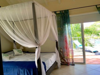 Location Villa prestige Saint-Martin - Suite bleu lagon