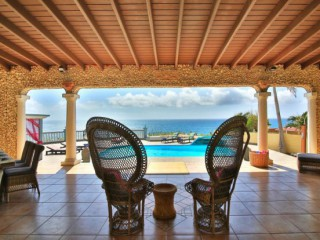 Location Villa prestige Saint-Martin - Pelican-Key-Resort 97150