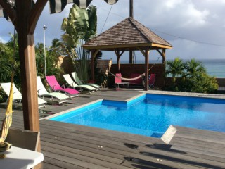 Location vacances Villa prestige Diamant: Le carbet ...<br />